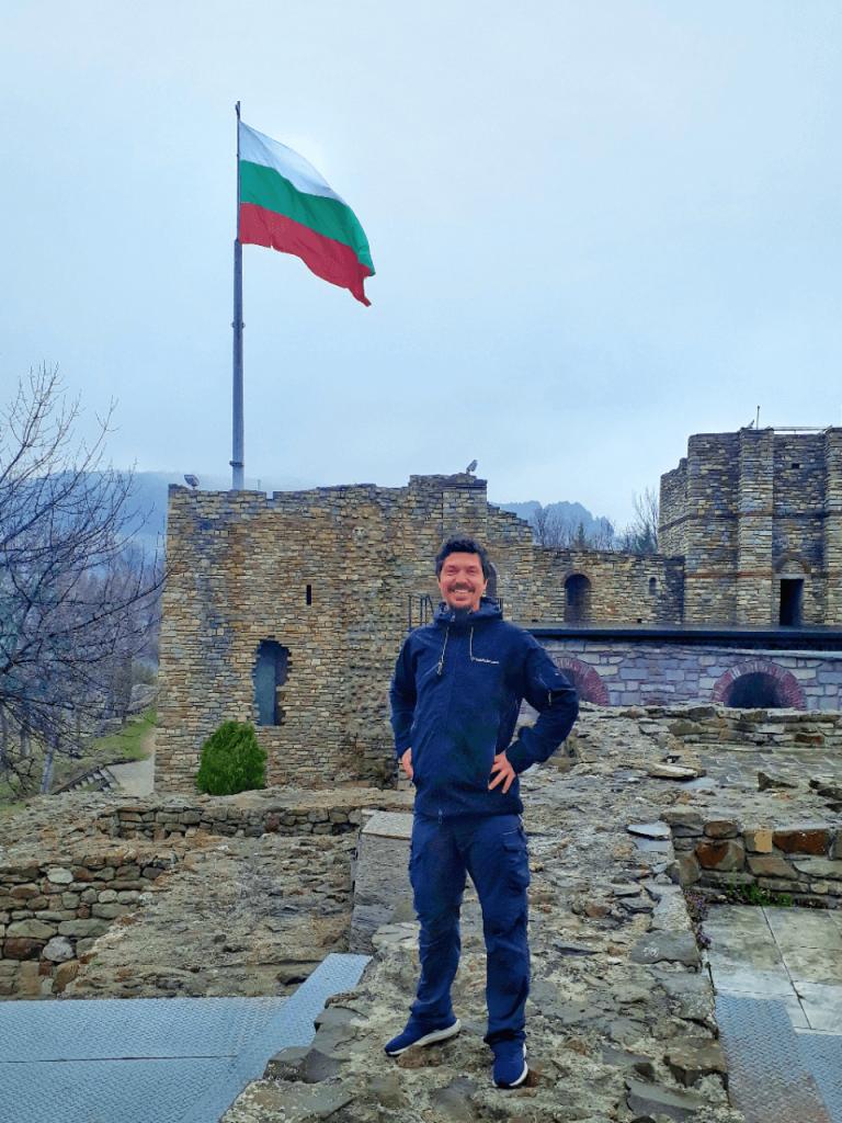 backpacking in bulgaria