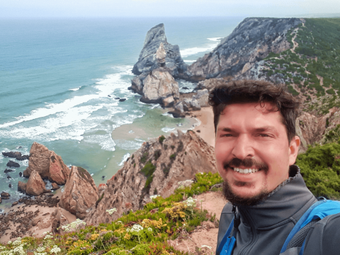 hiking in sintra